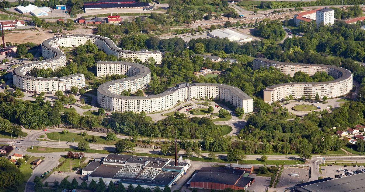 Le quartier de Kungsmarken